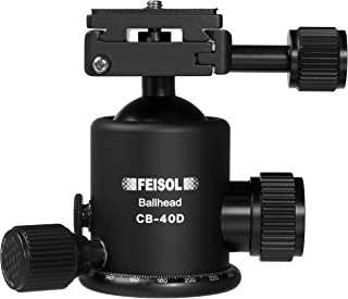 Feisol CB-40D Ball Head with Release Plate QP-144750