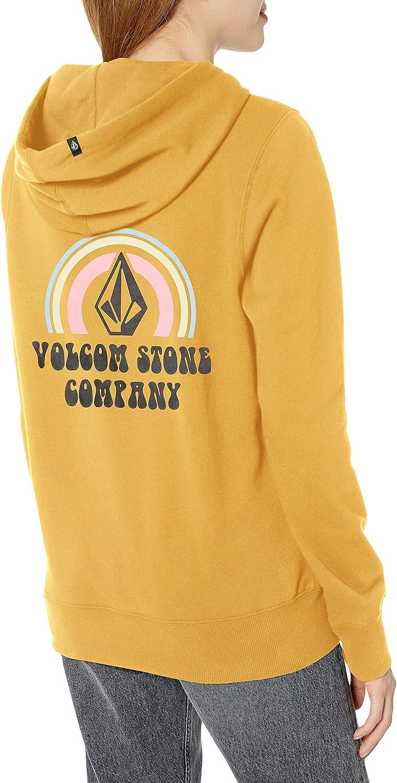 Volcom Womens Vol Stone Hoodie