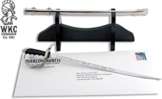 Marlow White US Army Officer Mini-Sword Letter Opener