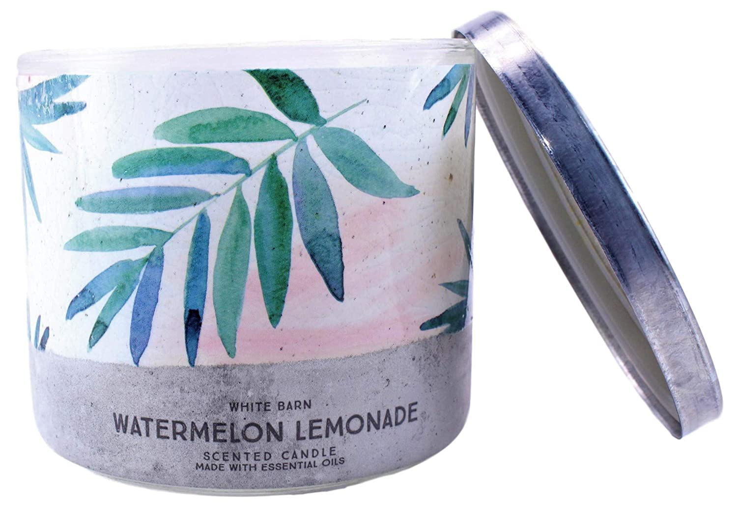 Bath Body Works White Barn Edition Spring new work one after another 2020 Lemonade New Orleans Mall 3 Watermelon