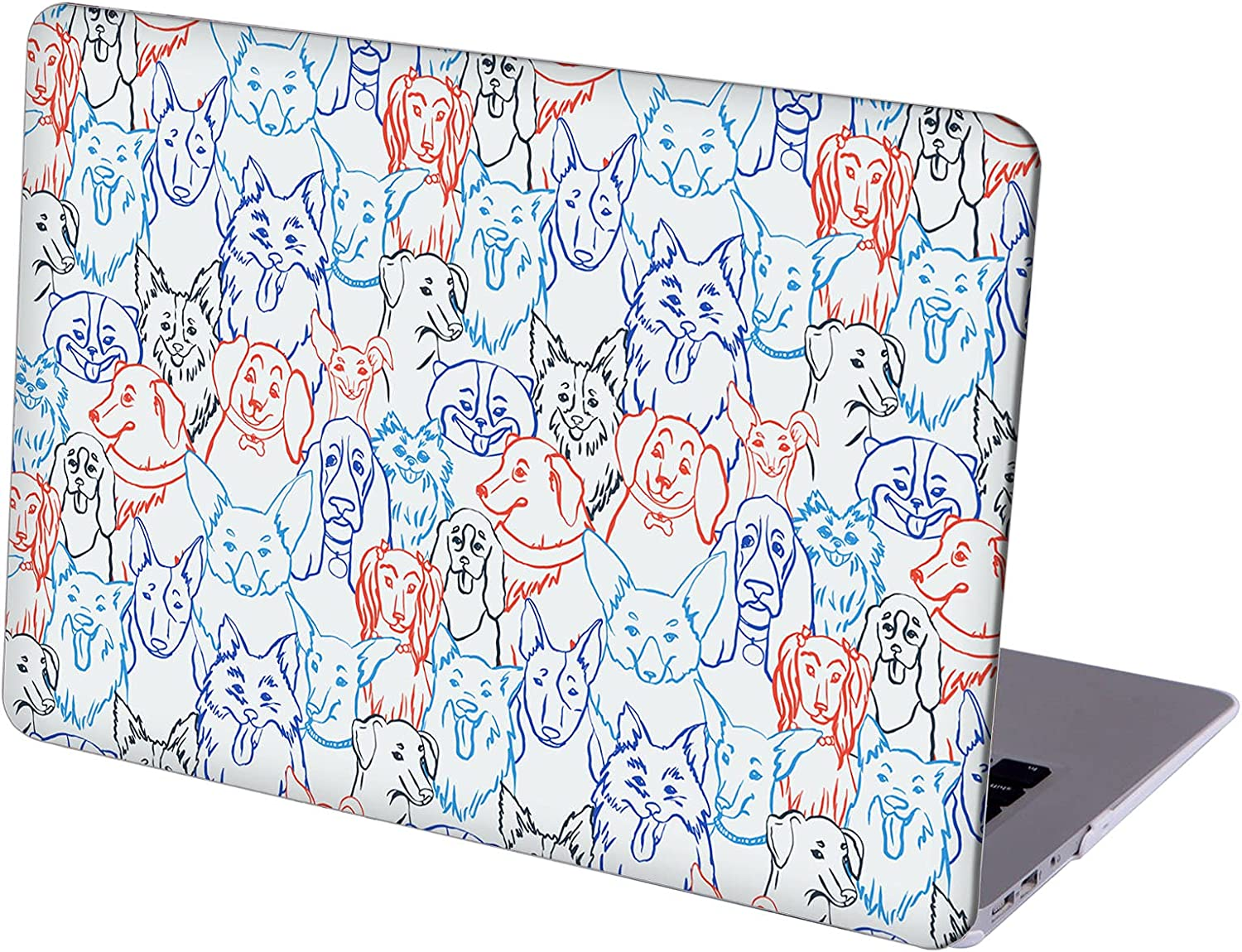 Compatible with MacBook 5 ☆ popular Pro 13 inch Cas Shell Plastic Cover Hard Opening large release sale