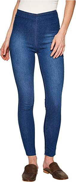 Free People Easy Goes It Leggings in Blue