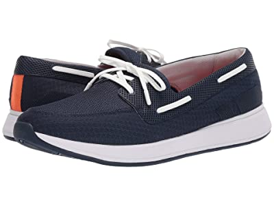 SWIMS Breeze Wave Boat (Navy/Navy) Men