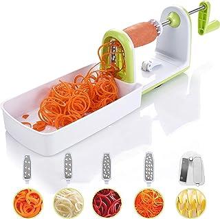 Cortador de verduras en espiral compacto Twinzee - 5
