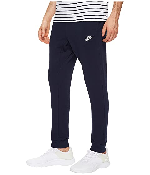 Low Shipping Cheap Online Largest Supplier Nike Sportswear Fleece Jogger Obsidian/White 6ZQR1sQ5
