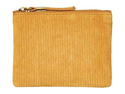 Madewell Leather Pouch Wallet Cord (Boutique Gold) Coin Purse