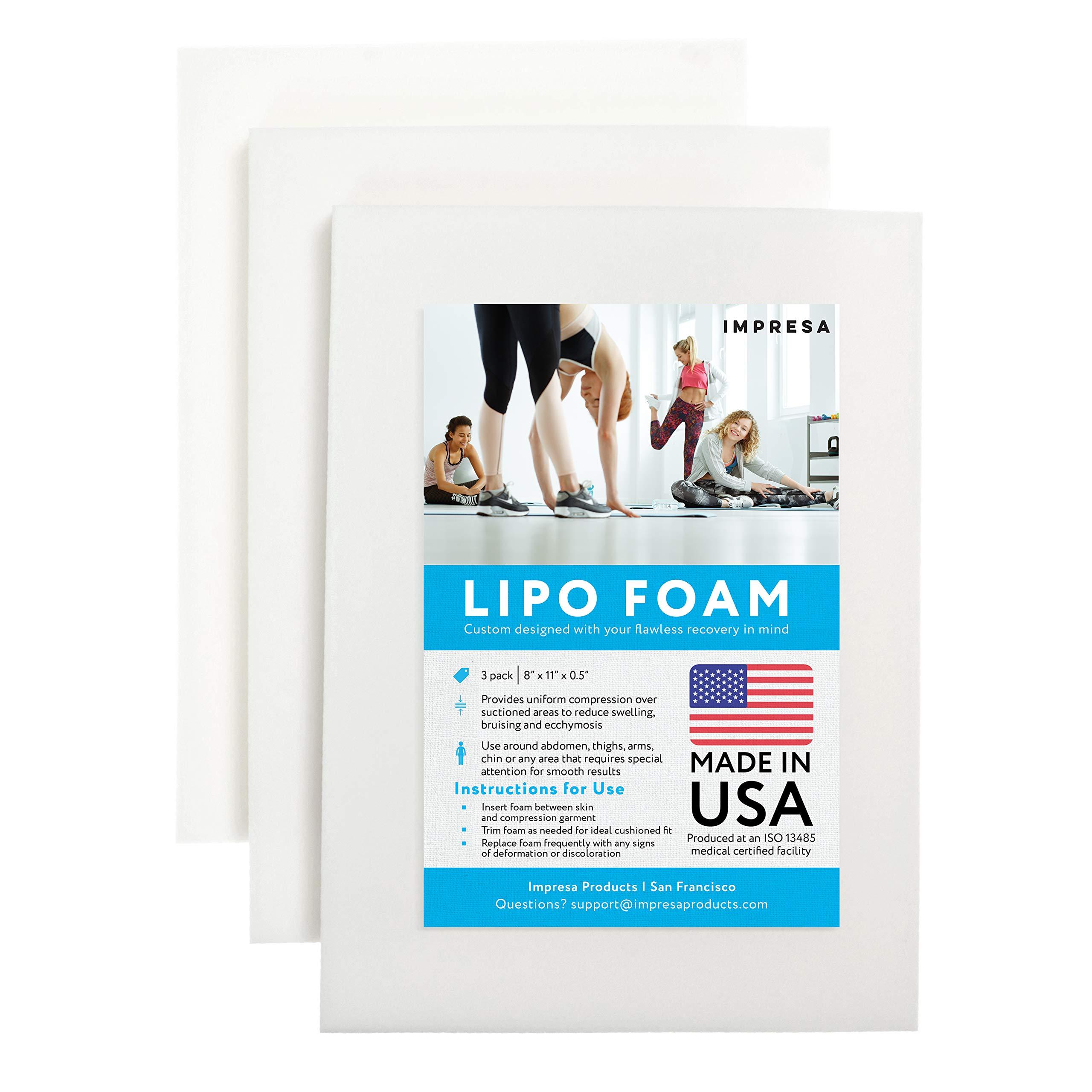 Pack Lipo Foam Liposuction Compression