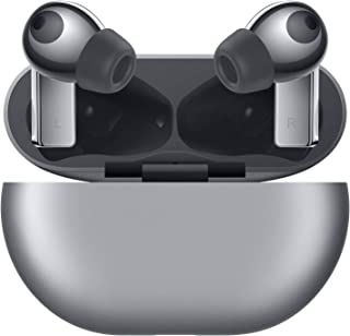 HUAWEI Freebuds Pro Earbuds with Redefine Noise Cancellation, Silver Frost