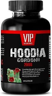 Fat Burning Body Shaper - HOODIA GORDONII Extract 2000mg - Hoodia Ultra - 1 Bottle 60 Capsules