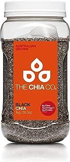The Chia Co Black Chia, 35.3 Ounces