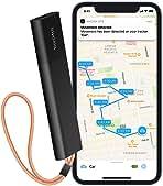 ردیاب GPS Invoxia - برای وسایل نقلیه ، اتومبیل ، موتور سیکلت ، بزرگسالان ، بچه ها ، دوچرخه ، تجهیزات ، با ارزش - عمر باتری شگفت انگیز - 2 سال برنامه داده شامل - سبک ، گسسته - 4G
