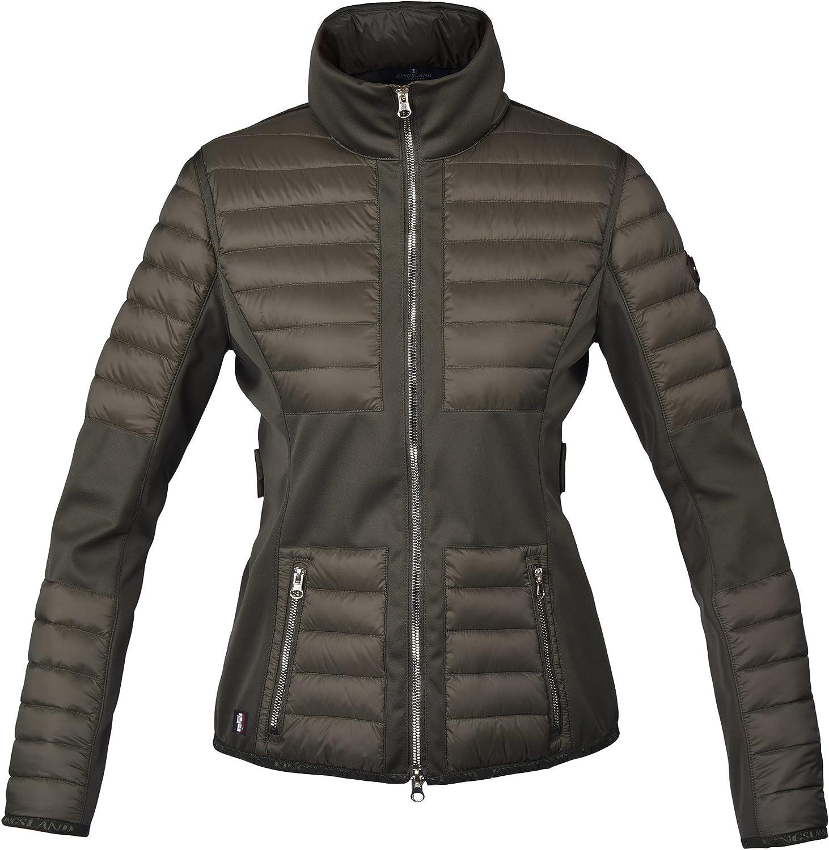 Kings jacket Transition jacket, maroon green black ink quilted jacket