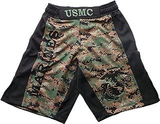 Combatives Gear USMC MARPAT Digi Cam Fight Shorts