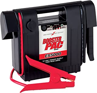 Clore Automotive Booster PAC ES5000 1500 Peak Amp 12V Jump Starter