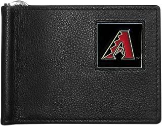 Siskiyou MLB Leather Bill Clip Wallet