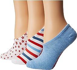 Converse - Chucks Americana Stars 3-Pair Pack