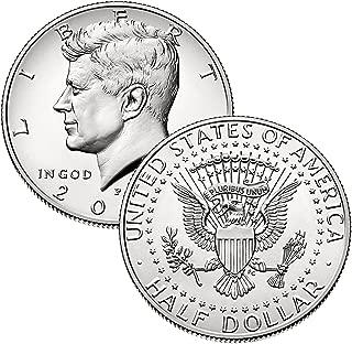 2015 P, D Kennedy Half Dollar 2 Coin Set Uncirculated