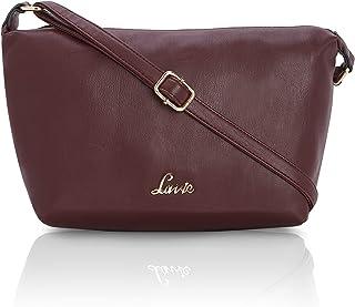 Archer Horizontal Top Zip Sling Bag