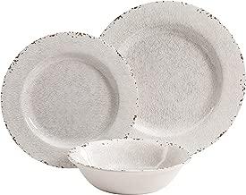 Best gibson melamine dinnerware sets Reviews