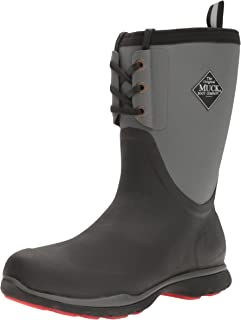 Arctic Excursion Mid-Height Full Rubber Men's Winter Boot
