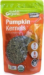 Absolute Organic Organic Pumpkin Kernals, 150g