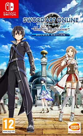 Sword Art Online Hollow Realization Deluxe Edition for Nintendo Switch