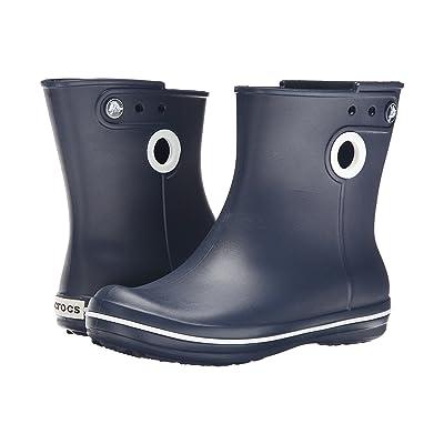 Crocs Jaunt Shorty Boot (Navy) Women