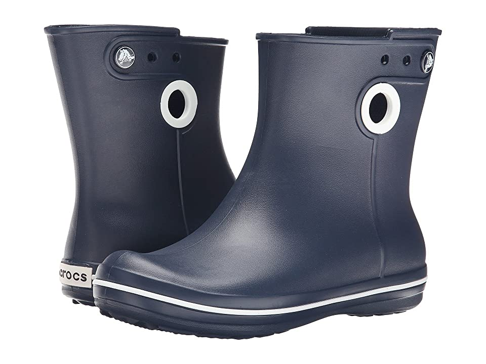 Crocs Jaunt Shorty Boot (Navy) Women