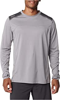 5.11 Tactical Men's Max Effort Long Sleeve Shirt, Anti-Odor Finish, Style 82115