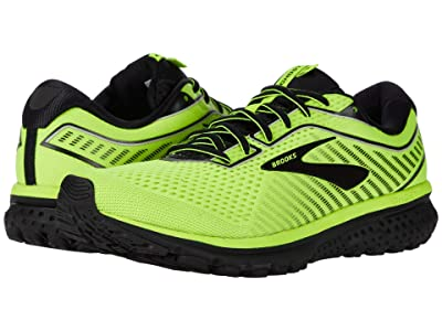 Brooks Ghost 12 (Nightlife/Black/White) Men