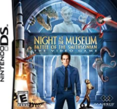 Night at the Museum: Battle of the Smithsonian - Nintendo DS [video game]