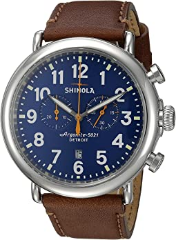 Shinola Detroit - The Runwell Chrono 47mm - 10000047