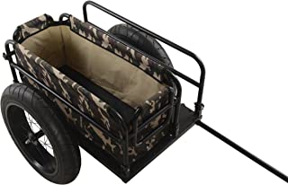 Cycle Force EV Bicycle Cargo & Surfboard Trailer with Removable Cover