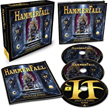 Best hammerfall legacy of kings anniversary edition Reviews