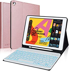 Explore keyboard cases for iPads
