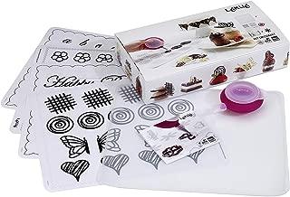 Lekue Decomat Decorating Kit, Model # 3000007SURM017