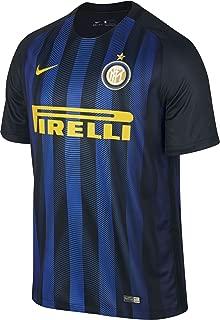 NIKE Mens FC Inter Milan Stadium Jersey-Black