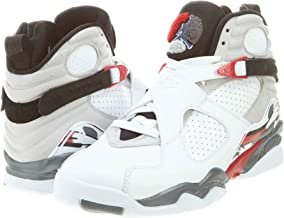 Nike Mens Air Jordan 8 Retro Bugs Bunny Leather Basketball Shoes