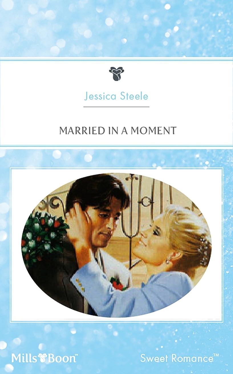 定常アッティカスクリアMarried In A Moment (Whirlwind Weddings Book 10) (English Edition)