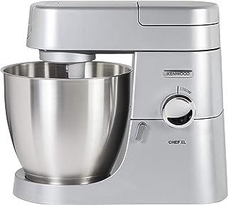 Kenwood Kitchen Machine, Silver, 6.7 Litres, 1200 Watts, KVL4110S