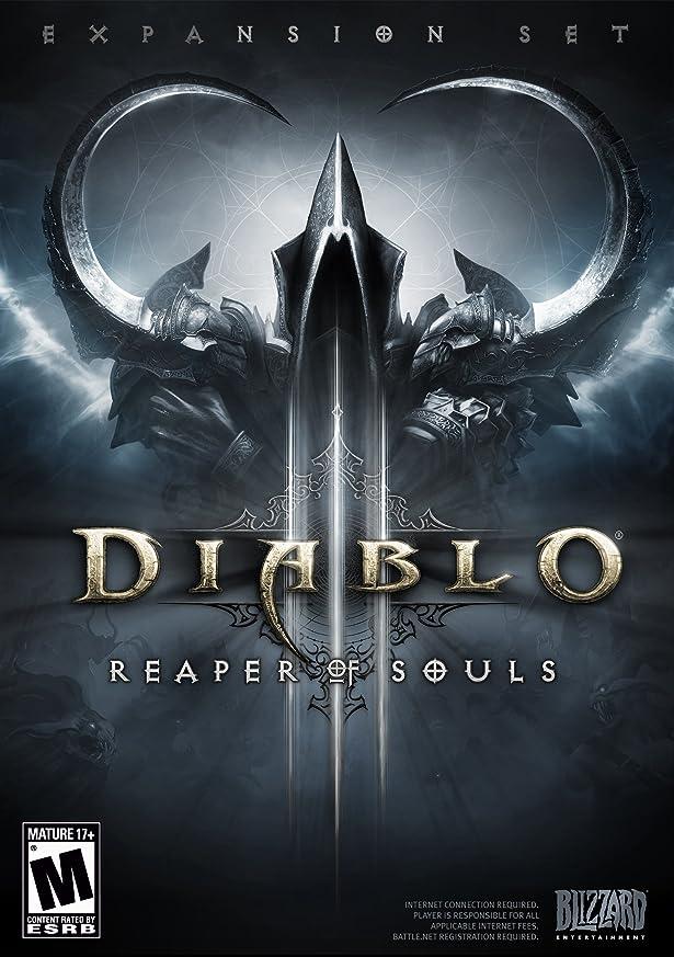 マラソン墓拍手Diablo III Reaper of Souls(輸入版:北米)