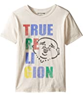 True Religion Kids - Buddha Pop Tee (Big Kids)