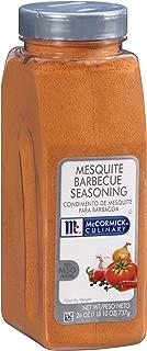 McCormick Culinary Mesquite Barbecue Seasoning, 26 oz