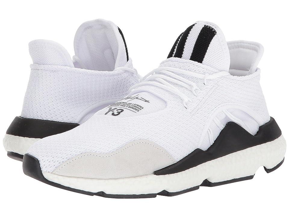 adidas Y-3 by Yohji Yamamoto Saikou (Core White/Core Black/Core Black) Shoes