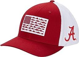 Alabama Crimson Tide PFG Mesh™ Fish Flag Ball Cap