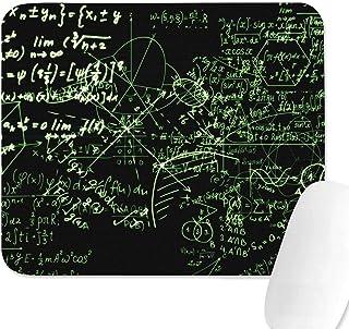 Unisex Women Math Handwritten Equations Mathematics White Original Pads Gaming Sports School suppies Astronaut