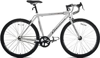 Giordano Rapido Single Speed Road Bike (Renewed)