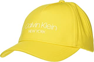 CK NY BB Cap Gorra de béisbol para Mujer