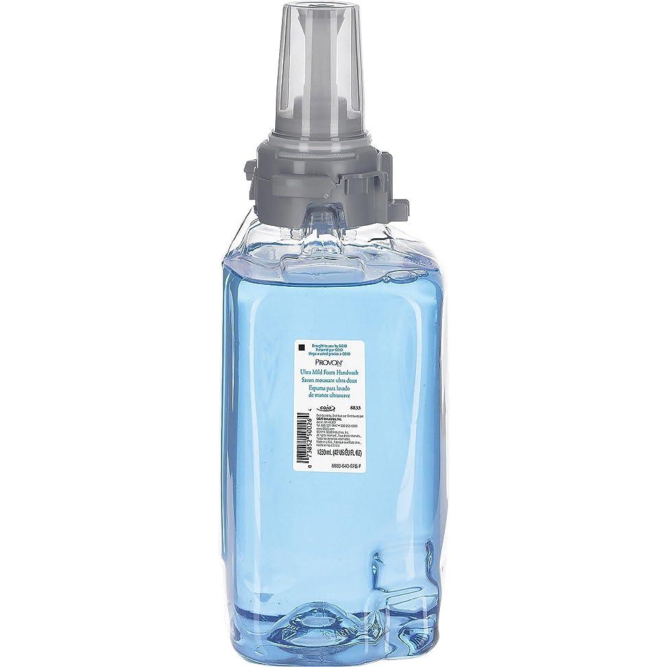 認識懇願する記録goj883303?–?go-jo Industries Ultra Mild Foam Handwash