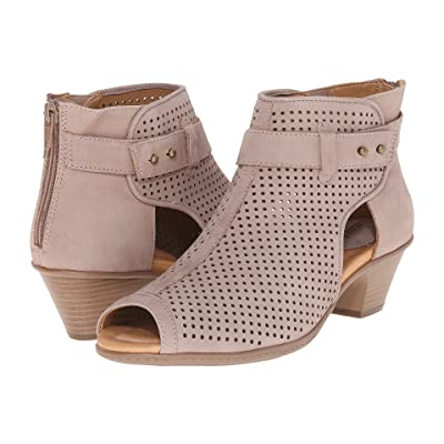 Earth Intrepid (Taupe Soft Buck) Women